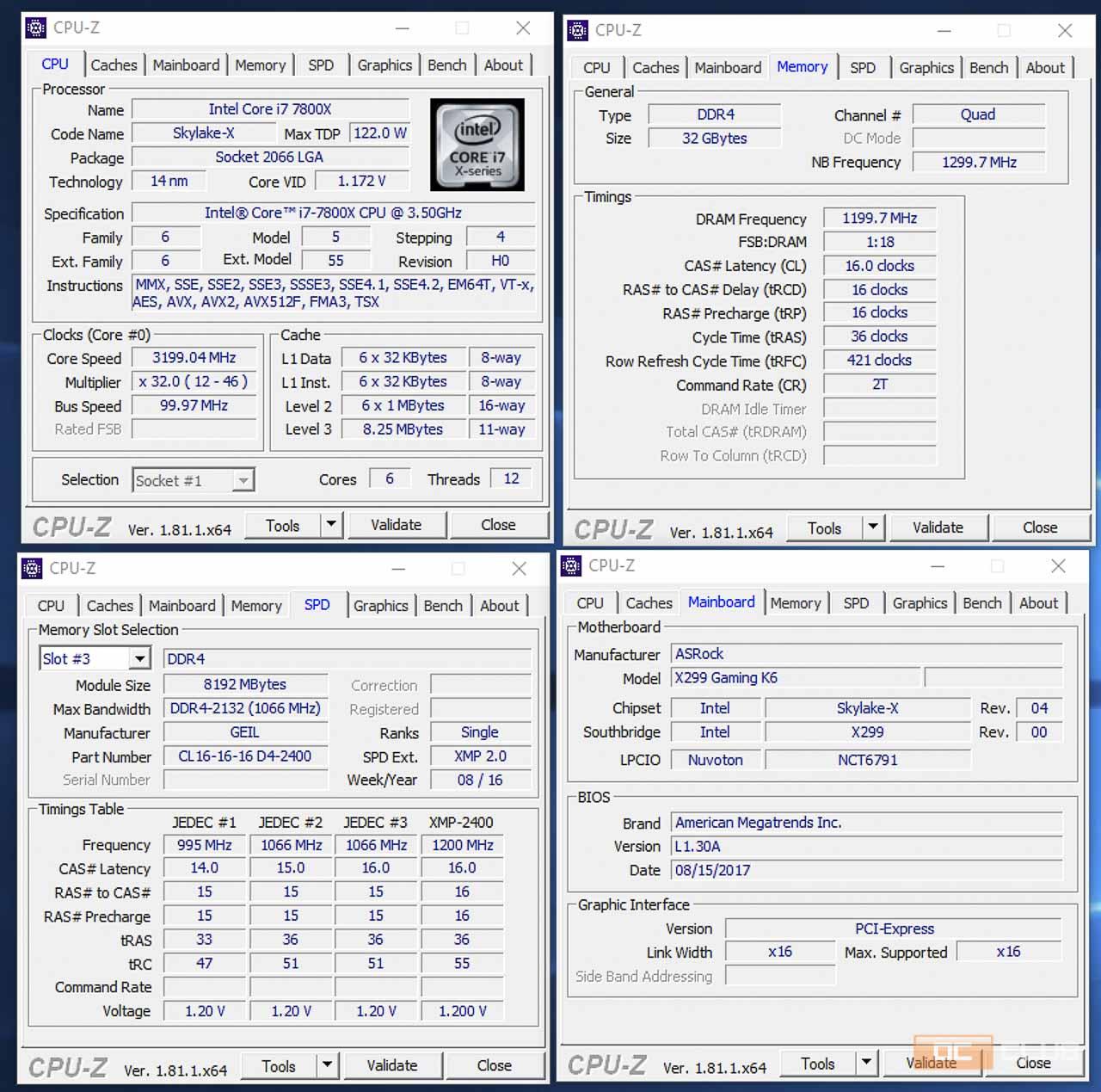 asrock x299 gaming k6 39