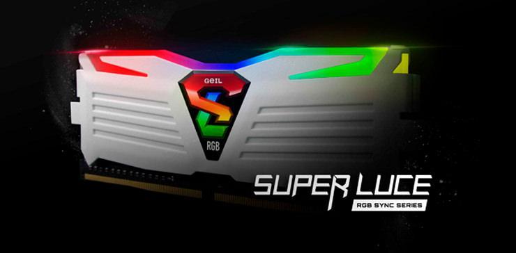 geil superluce rgb sync 25