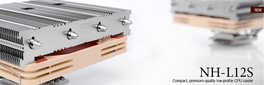 Обзор процессорного кулера Noctua NH-L12S. Было ОК – стало ОК