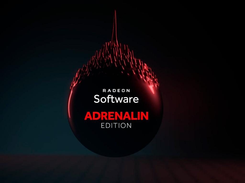 AMD Radeon Software Adrenalin Edition 1
