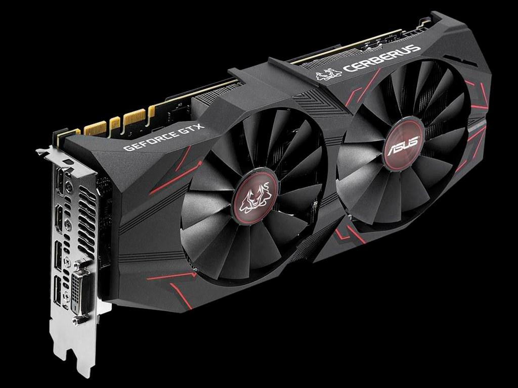 ASUS GeForce GTX 1070 Ti Cerberus 2