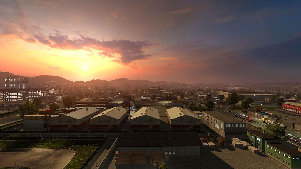 Дополнение Italia для Euro Truck Simulator 2 выйдет на следующей неделе