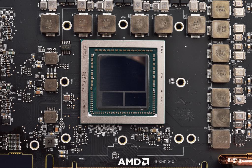 AMD Vega GPU 1