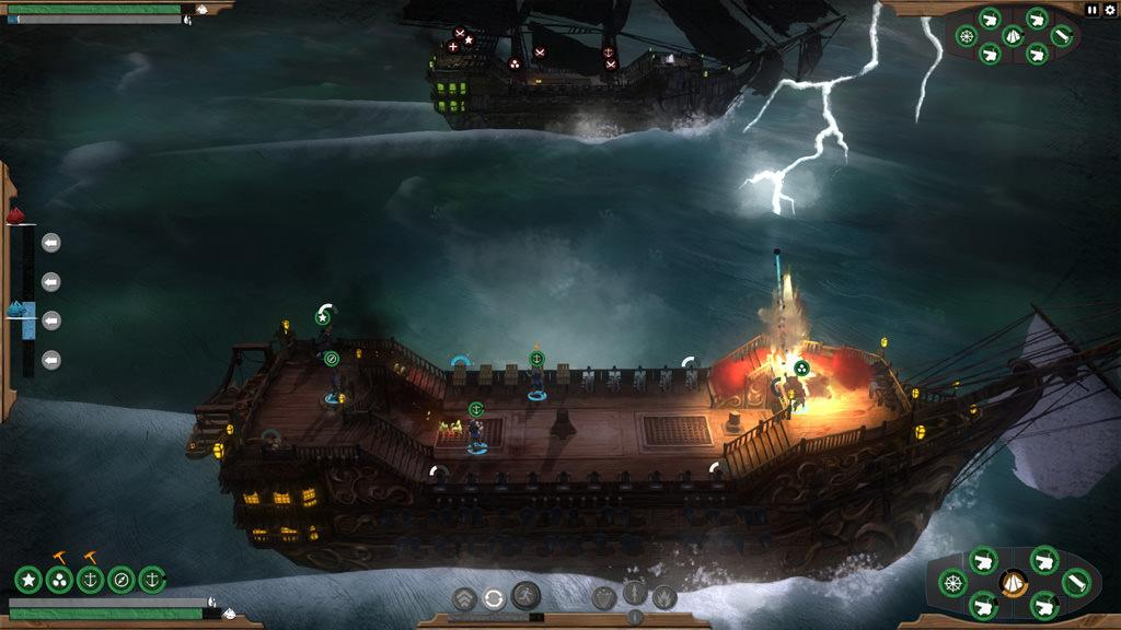 abandon ship delayed 2018