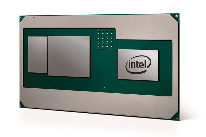 Intel Core H Vega GPU