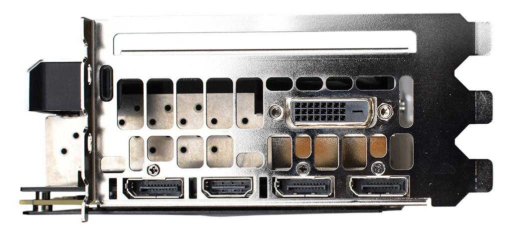 EVGA GeForce GTX 1070 Ti FTW Ultra Silent Gaming 4