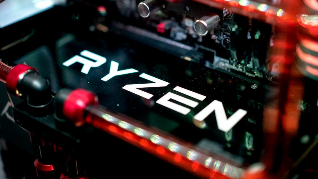 AMD Ryzen 2 Zen Pinnacle Ridge 1
