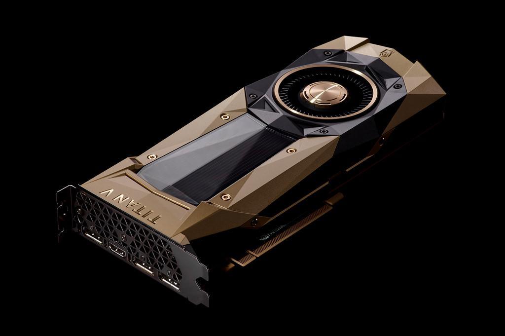 NVIDIA Titan V 3