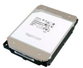 Toshiba выпускает HDD накопитель объёмом 14 ТБ
