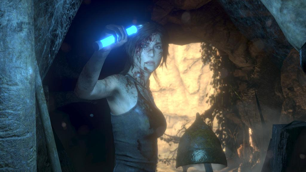 В следующем году компания Square Enix представит новую часть Tomb Raider