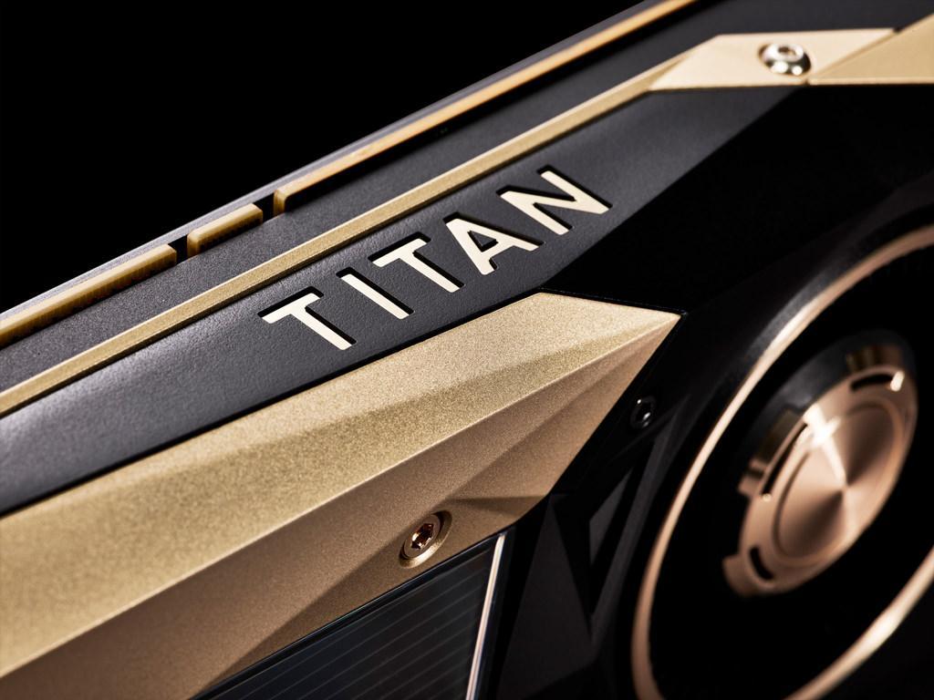 Первые результаты тестов NVIDIA Titan V. Дико валит