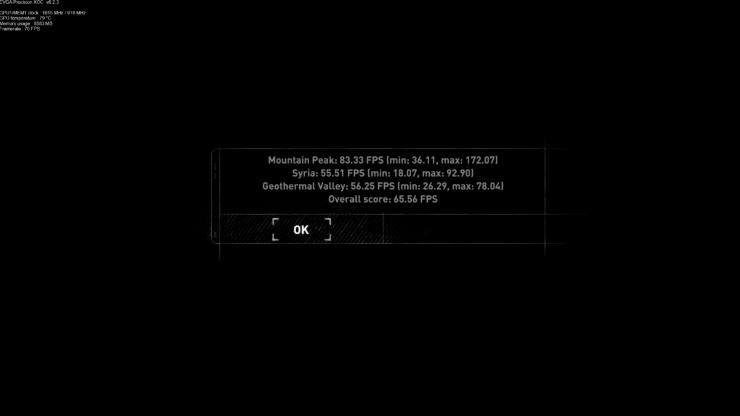 NVIDIA Titan V first tests 8