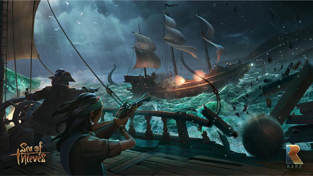sea of thieves release date 1