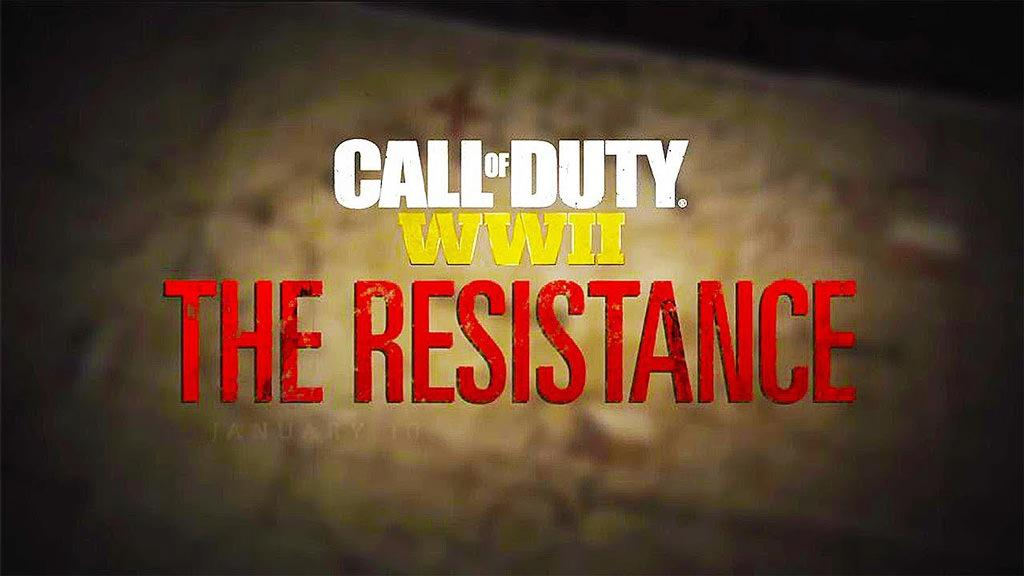 call of duty the resistance 1