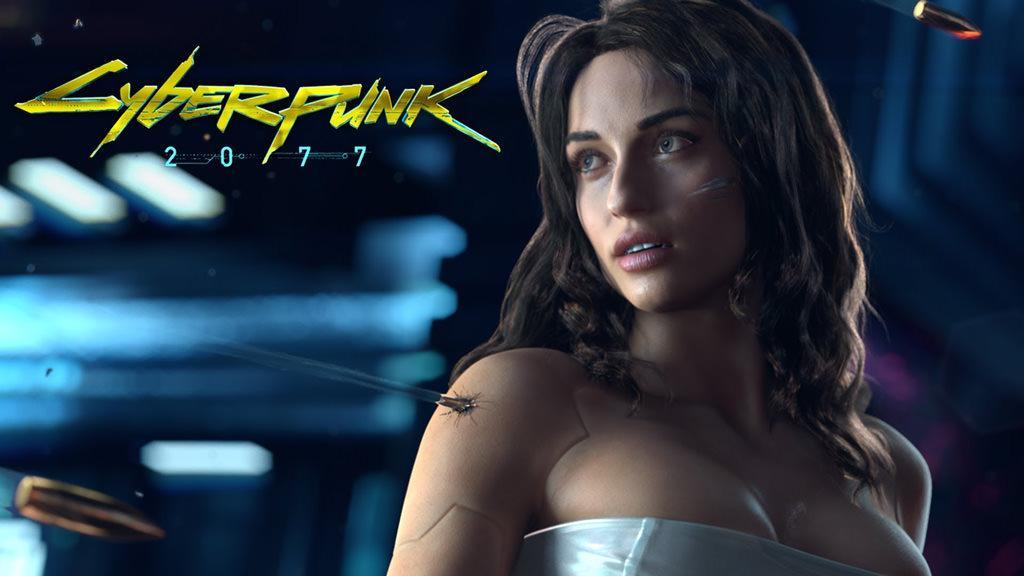 cyberpunk 2077 e3 2