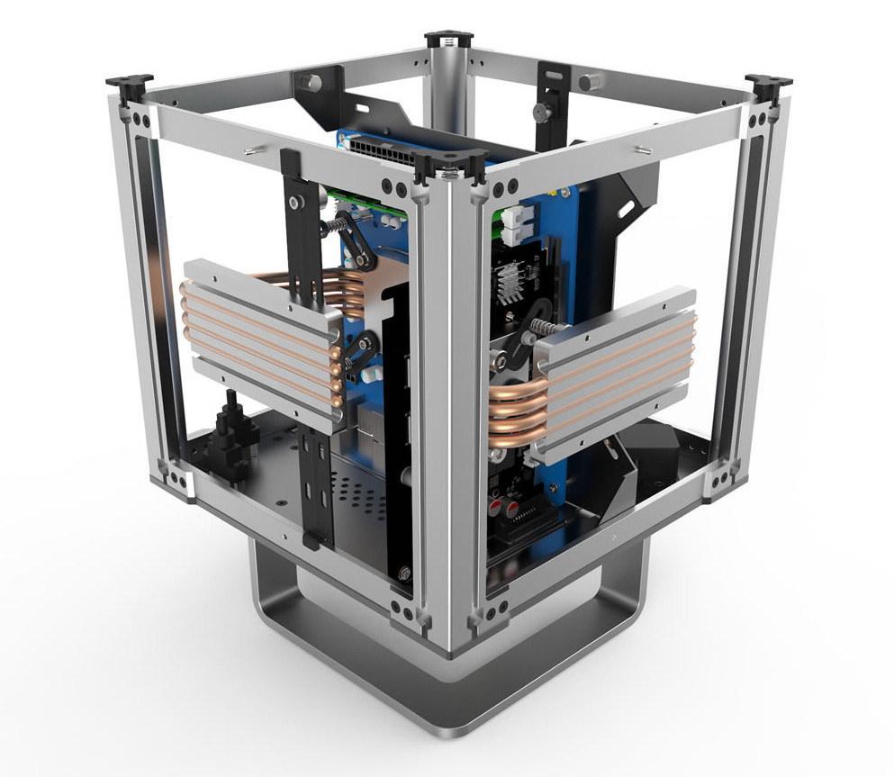 Корпус-радиатор Streacom DB4 теперь может охлаждать и видеокарту