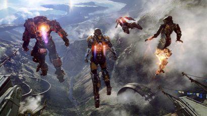 Слух: релиз Anthem будет отложен студией BioWare на следующий год