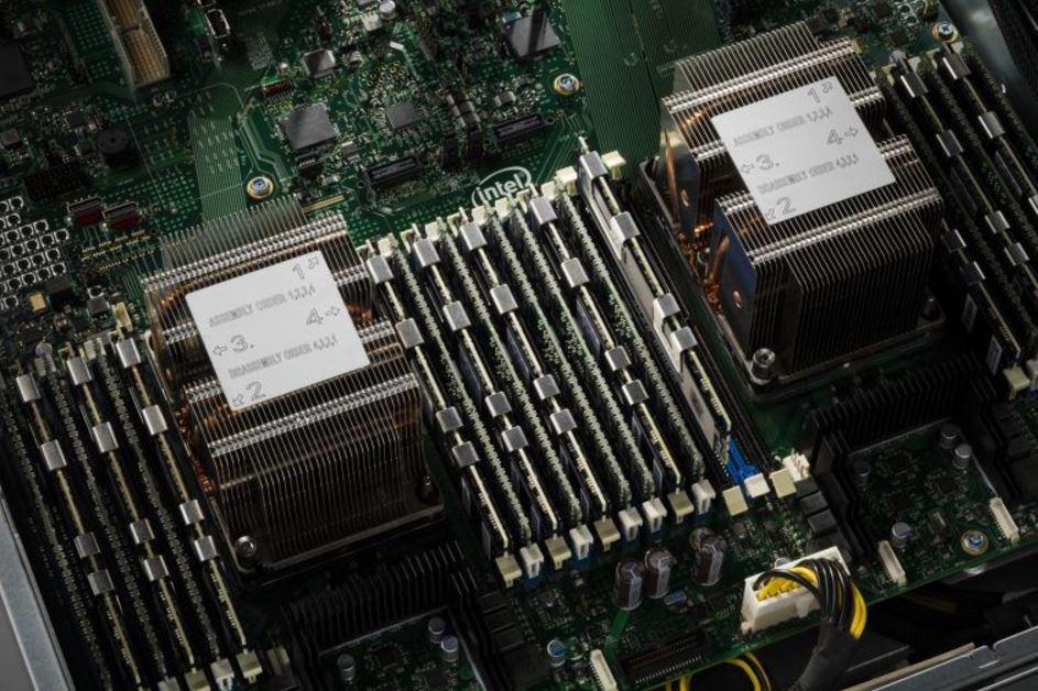 Intel 3DXpoint dimm 2