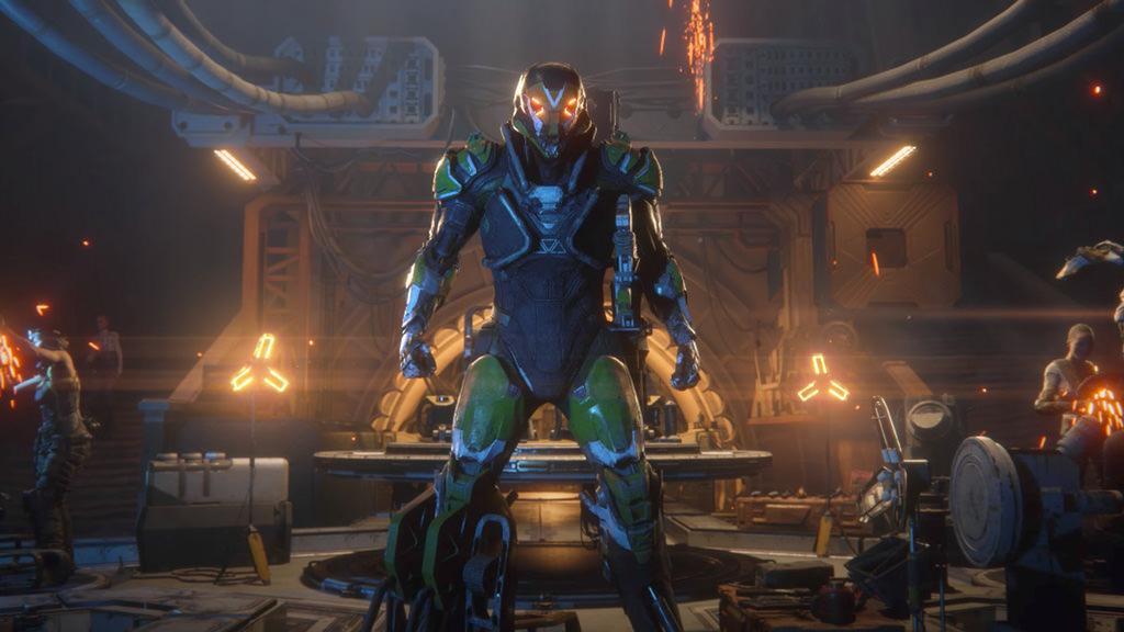 EA подтвердила перенос релиза Anthem на весну 2019 года