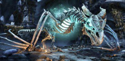 В феврале выйдет новое дополнение Dragon Bones для The Elder Scrolls Online