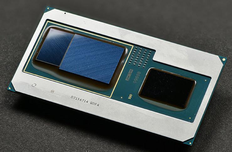 Intel core 8gen radeon rx vega 11