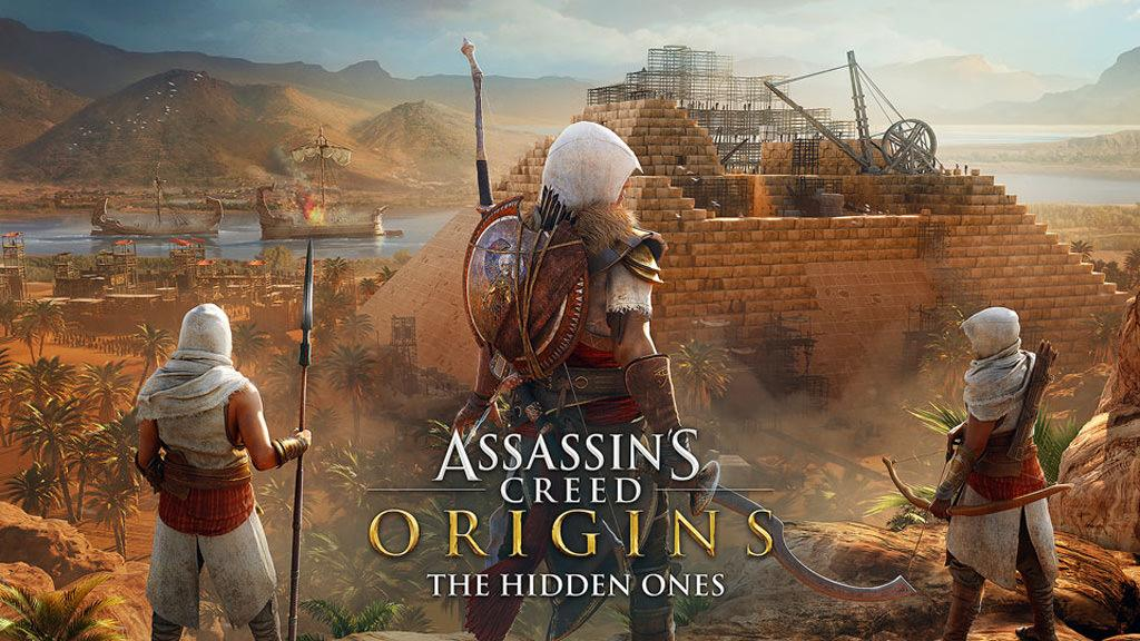 В этом месяце выйдет первое DLC и бесплатное обновление Assassin's Creed Origins