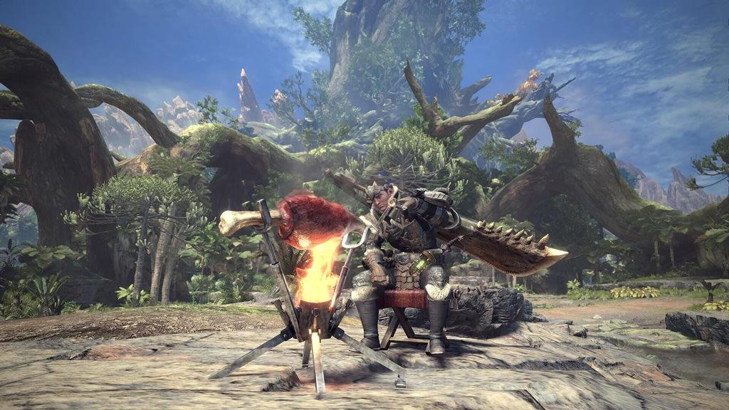 mhw capcoms best selling game 2