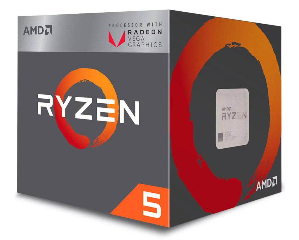AMD Ryzen 5 2400G Scalp result 1