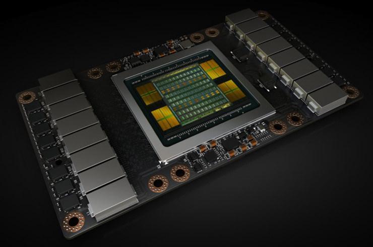 Слух: NVIDIA готовит графический процессор Turing для майнинга
