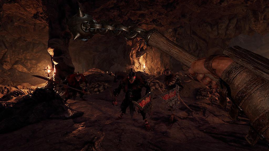 Новый трейлер и дата выхода кооперативного шутера Warhammer: Vermintide 2 от студии Fatshark