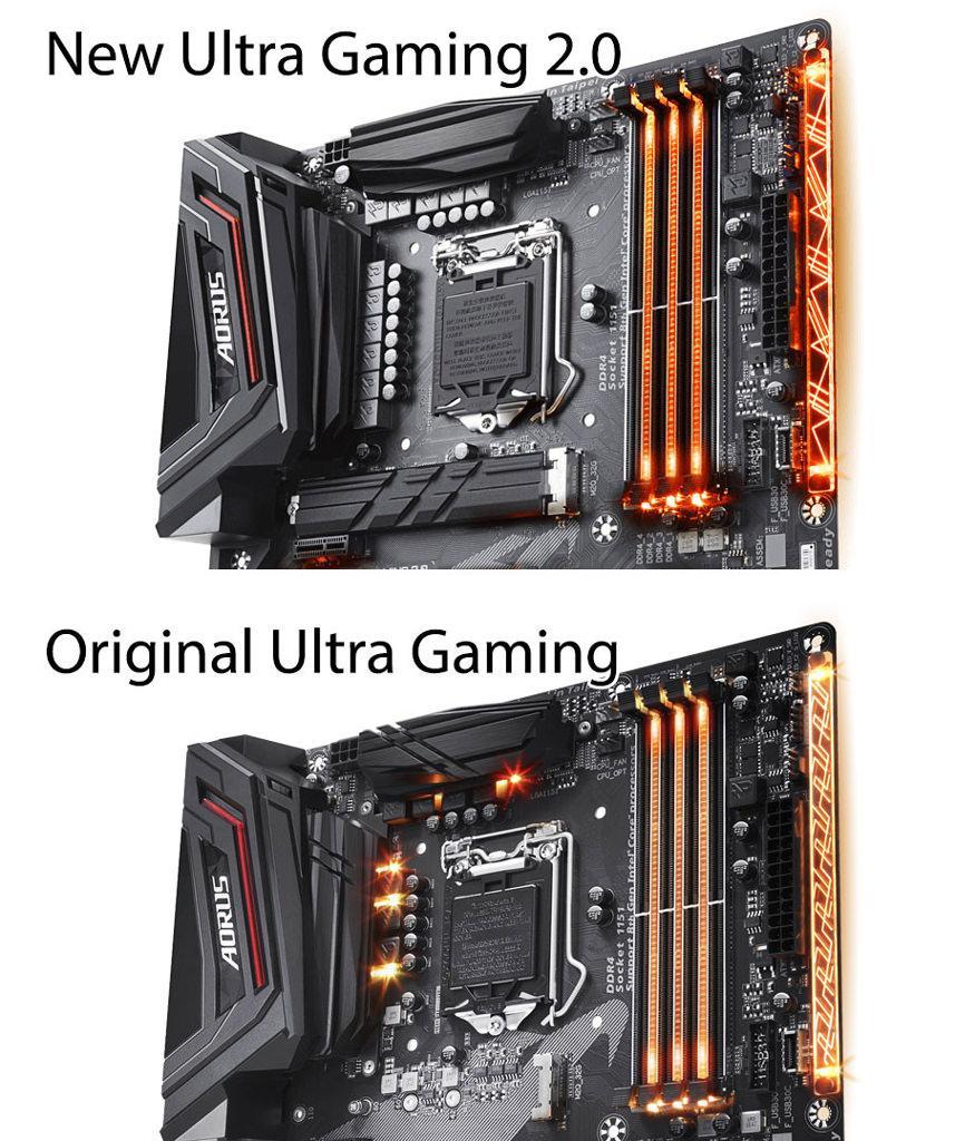 Gigabyte Aorus Z370 Ultra Gaming 2.0 4