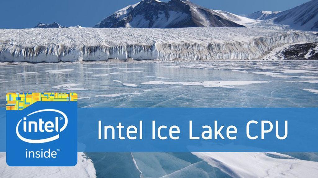 У мобильных процессоров Intel Ice Lake-U будет мощное видеоядро Gen 11
