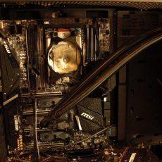 AMD Threadripper против пули