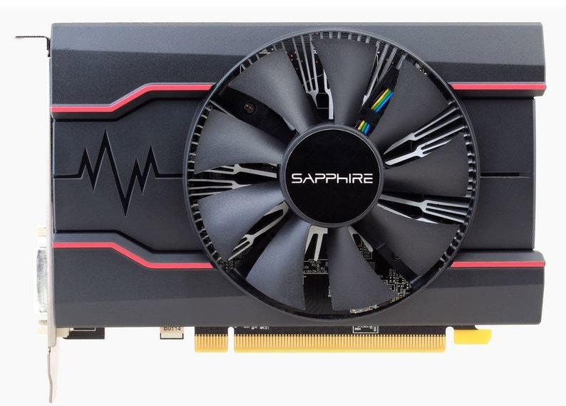 Sapphire Radeon RX 550 Pulse 2