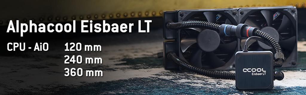 Alphacool Eisbaer LT 1