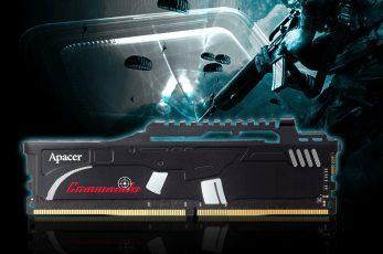 Apacer представила «киты» памяти Commando DDR4-3466 и DDR4-3600