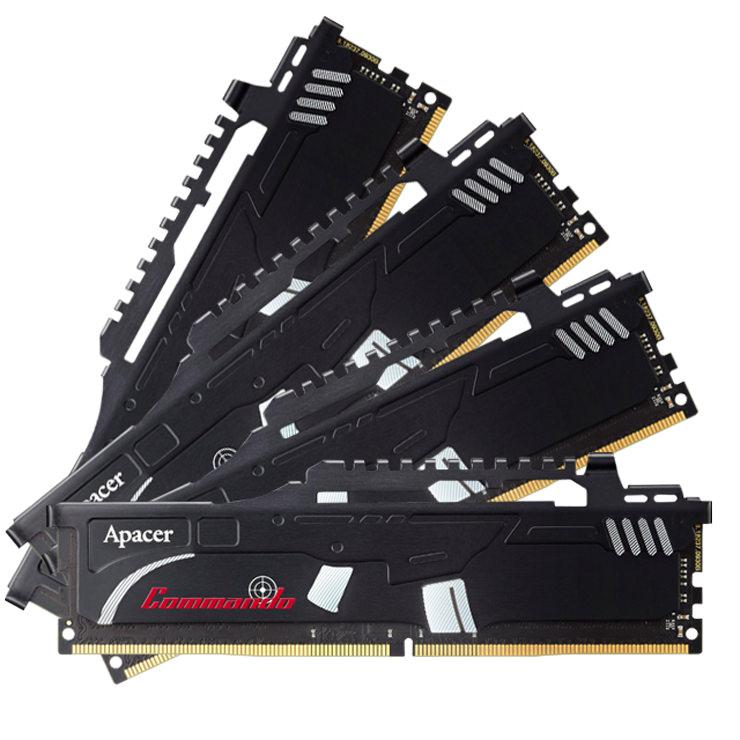 Apacer Commando DDR4 3