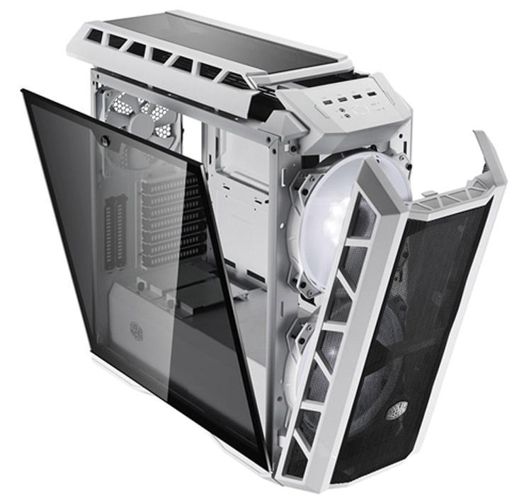 Cooler Master MasterCase H500P Mesh White 2