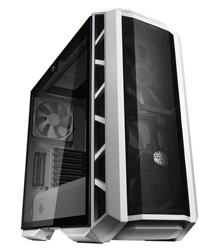 Cooler Master MasterCase H500P Mesh White 3