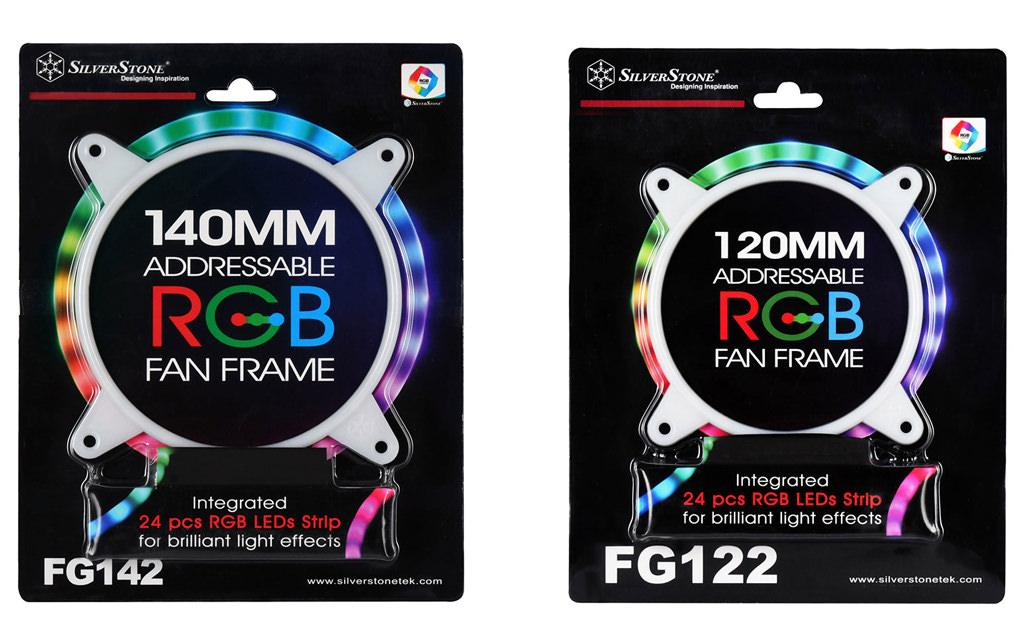 SilverStone FG 122 FG 142 1