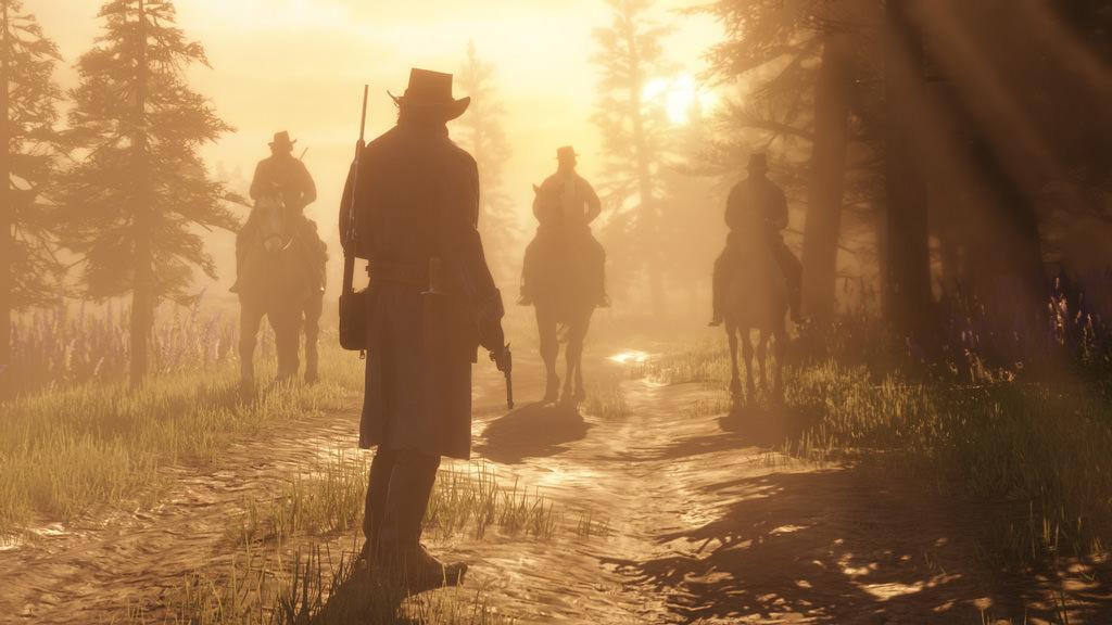 Rockstar Games объявила дату релиза Red Dead Redemption 2