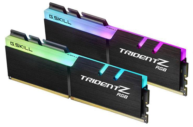 G.SKILL Trident Z RGB DDR4 4700 1