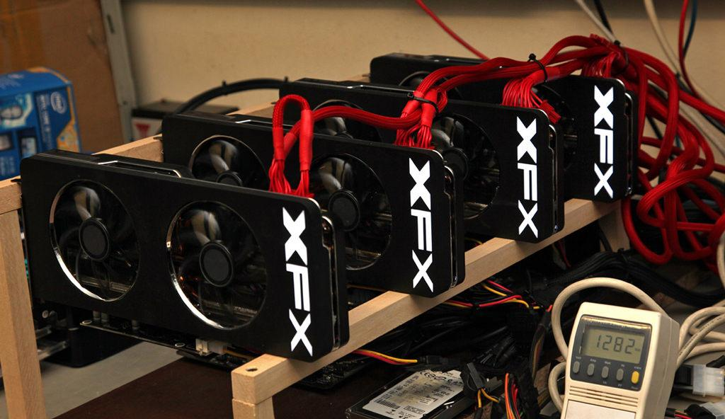 AMD: дефицит видеокарт – это надолго