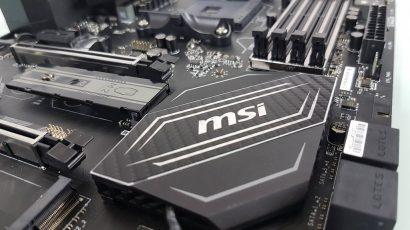 MSI подготовила новые UEFI с поддержкой гибридных процессоров APU Raven Ridge