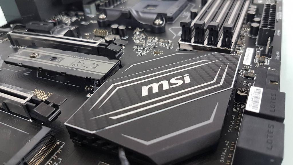MSI new motherboard uefi bios 1