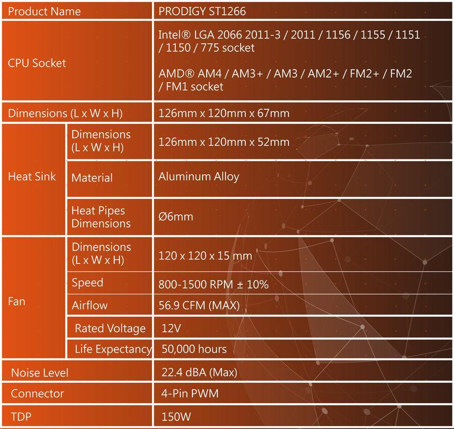 Xigmatek Prodigy ST1266 5