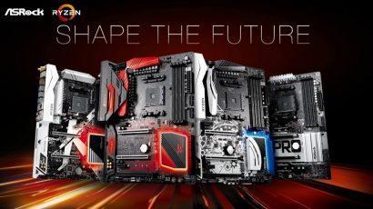 У ASRock тоже готовы новые BIOS с поддержкой процессоров AMD Ryzen 2000