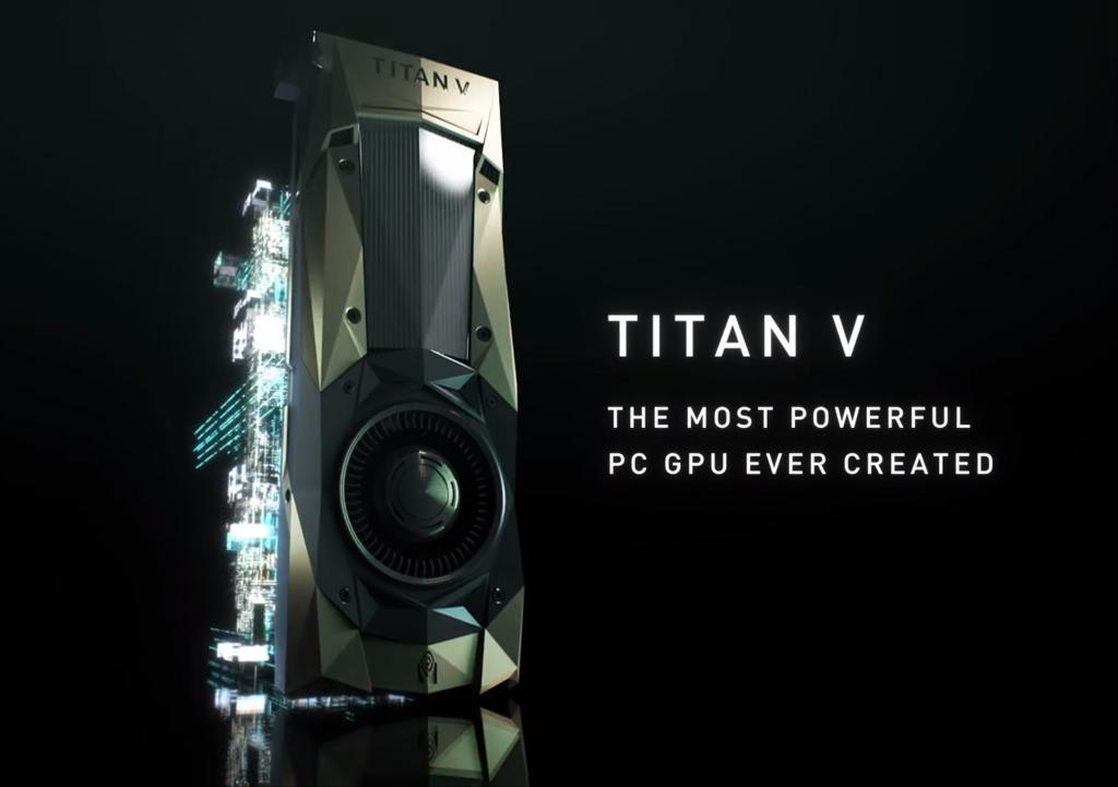 NVIDIA Titan V 1