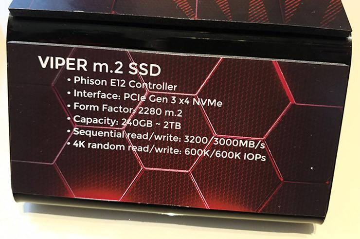 Patriot Viper M.2 3