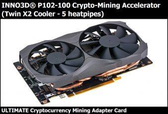Inno3D P102-100 – GeForce GTX 1080 Ti «на минималочках»
